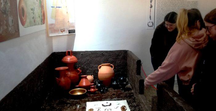 Alla scoperta del sito archeologico di Cales con una visita al Mu.Vi.Ca. – Museo Virtuale