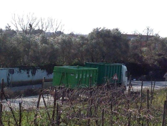 """Bellona, Comitato mai più Ilside: """"Rimosse circa 22 tonnellate di plastica e altro ferro nel sito"""""""
