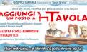 """Sabato e domenica prossima andrà in scena la commedia """"Aggiungi un posto a Tavola""""  con """"Sport & Vita"""""""