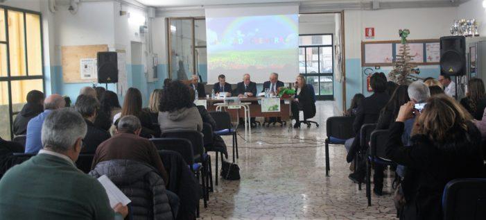 """""""Agro Caleno: bene comune"""", un successo per la tavola rotonda con istituzioni, magistrati, agricoltori, ambientalisti e medici a confronto"""