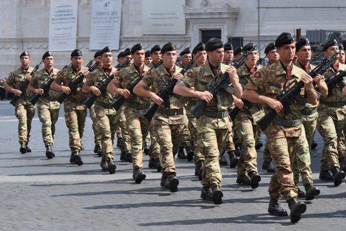Esercito: un convegno per gestire i disastri con la cooperazione della Sanità Militare e Civile