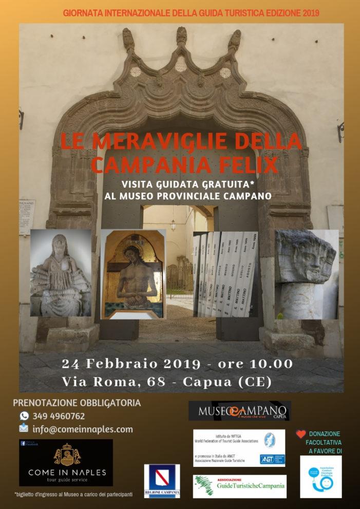 Le Meraviglie della Campania Felix: visita guidata gratuita al Museo Campano di Capua