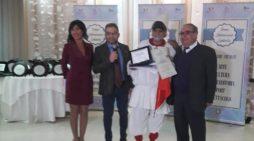 Premio Sublimitas, riconoscimento per Angelo Iannelli, il pulcinella della legalità