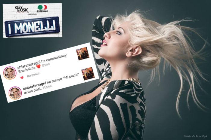 """""""I Monelli"""" chiamano Benedetta De Luca: risponde Chiara Ferragni"""