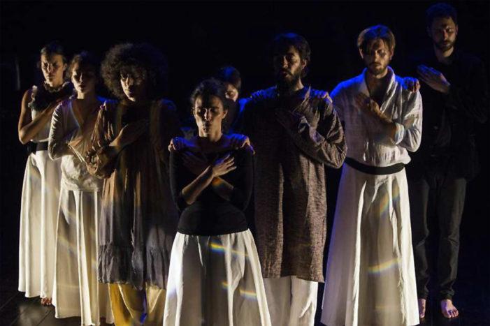 """Mercoledì 27 marzo: il Teatro Pubblico Campano presenta la rassegna """"Quelli che la danza 2019"""", al Teatro Nuovo di Napoli"""