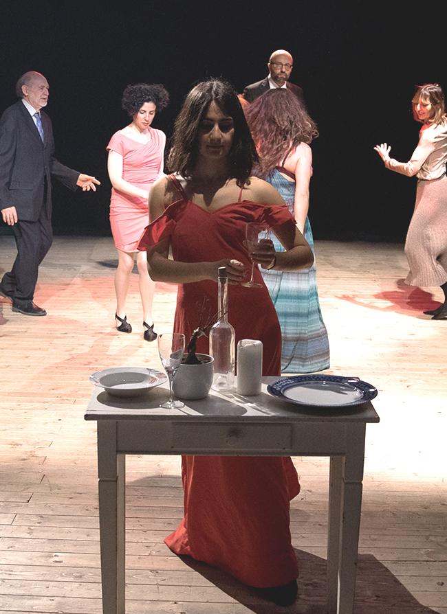 """Venerdì 29 marzo: Giuseppe Solazzo porta in scena """"Una sera ascoltando un vecchio tango mi sono addormentato e ho sognato Pina Bausch"""""""