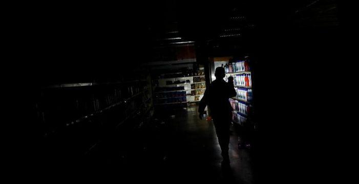 I blackout in Campania