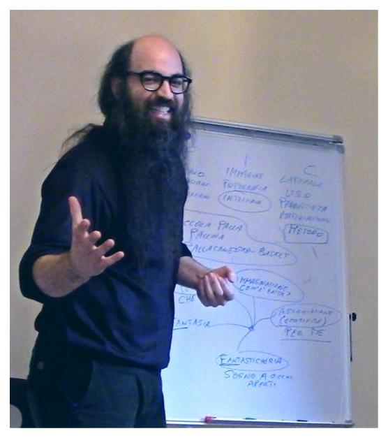 Da Calvi Risorta a Ischia, domenica 31 marzo il fantasiologo Massimo Gerardo Carrese incontra bambini e insegnanti