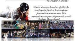 """A Villa Domi la II edizione """"Party del Sorriso """" con Angelo Iannelli. Attesi: attori, giornalisti, modelle, istituzioni e vip"""