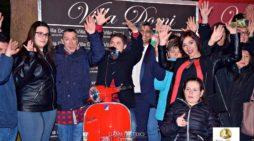 """A Villa Domi un trionfo del """"Party del Sorriso"""" con Iannelli. Circa un migliaio le presenza tra attori, cantanti, modelle, vip e ragazzi meno fortunati"""