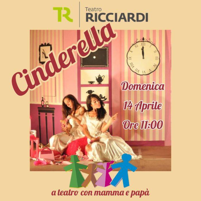 Capua: al Ricciardi la romantica storia di cenerentola