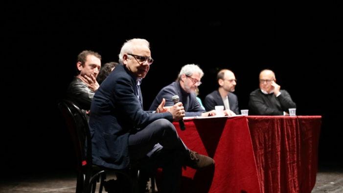 """Il Teatro Nuovo di Napoli ha ospitato la premiazione dei quattro progetti finalisti di """"Nuove Sensibilità 2.0 Teatro e Musica"""""""