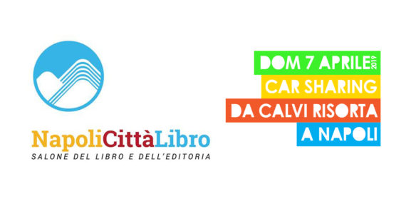 Domenica 7 Aprile Car Sharing da Calvi Risorta al Salone del Libro e dell'Editoria a Napoli