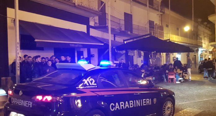 """Il Questore """"chiude"""" un altro locale della movida, su segnalazione dei Carabinieri sospesa per 15 giorni la licenza al """"Manhattan Lounge Bar"""""""
