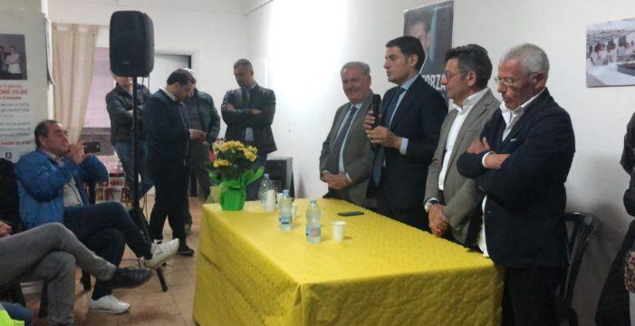 Pastorano, Forza Italia sull'assenza dei consiglieri comunali all'incontro con il candidato Giorgio Magliocca