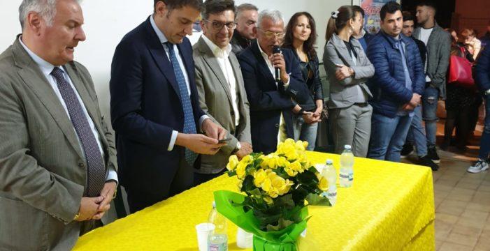 Pastorano, Caimano ringrazia chi ha partecipato all'incontro politico con Magliocca per le elezioni europee