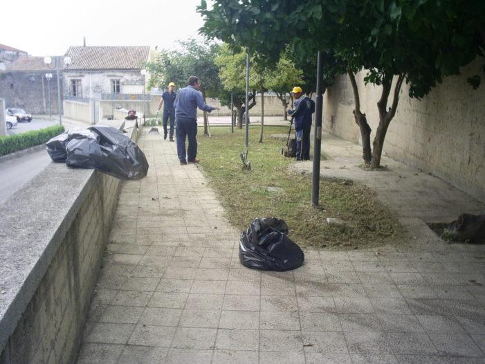 """Pignataro, il parcheggio """"Martiri di Nassirya"""" sarà ripulito dagli scout. La Giunta delibera l'affidamento"""
