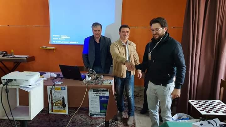 """L'associazione Extra Moenia Capua presenta la quinta edizione di """"Scacchi a Capua"""" - Notizie On line dai comuni dell'Agro Caleno"""