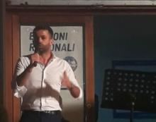 """Elezioni regionali 2020, a Bellona il comizio di Agostino Stellato detto Steve (lista """"Noi Campani"""")"""