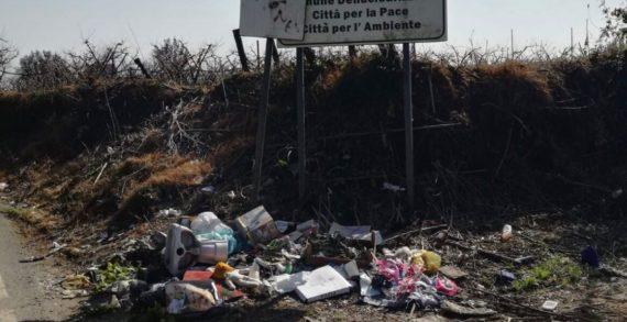 Pastorano, il consigliere Di Gaetano chiede l'intervento di D'Onofrio per la rimozione dei rifiuti in paese