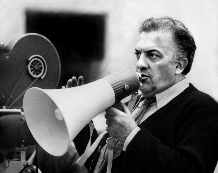 """""""Fellini anarchico"""" in un libro di Goffredo Fofi che evoca """"primitive Mater Matuta"""""""
