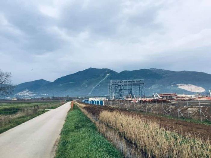 Turbogas, il Comitato Antica Terra di Lavoro lancia una petizione su change.org contro la centrale