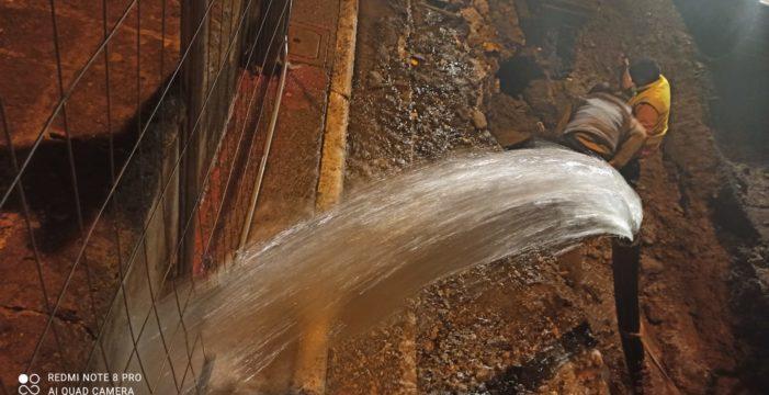 Bellona, lavori al sistema fognario e idrico: aumenta il malcontento per i disagi che durano ormai da mesi