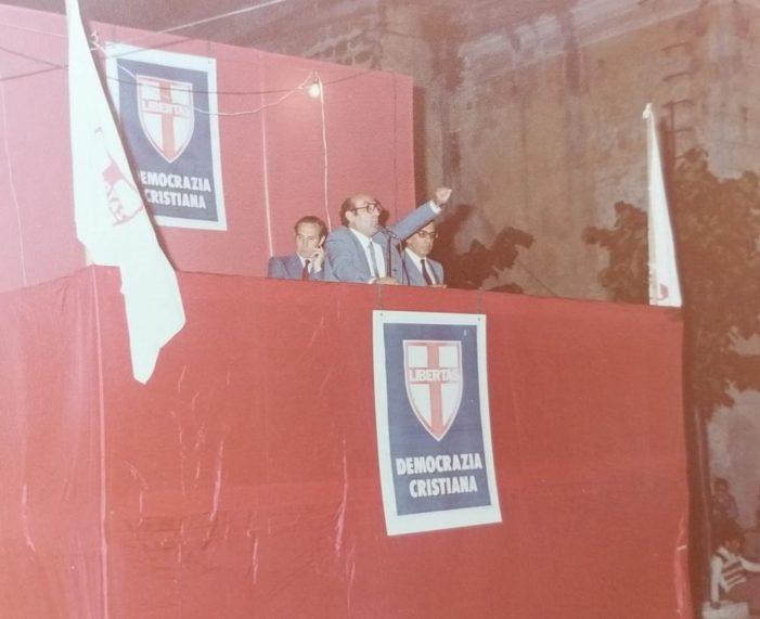 Vasto cordoglio per la scomparsa dell'ex sindaco di Sparanise, Luigi Piccolo, un uomo di battaglia