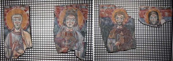 """Gli affreschi della grotta dei """"santi e delle formelle"""": una triste sorte per l'Agro caleno"""