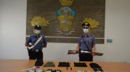 Tentano di rubare un negozio di telefonia: quattro rapinatori arrestati