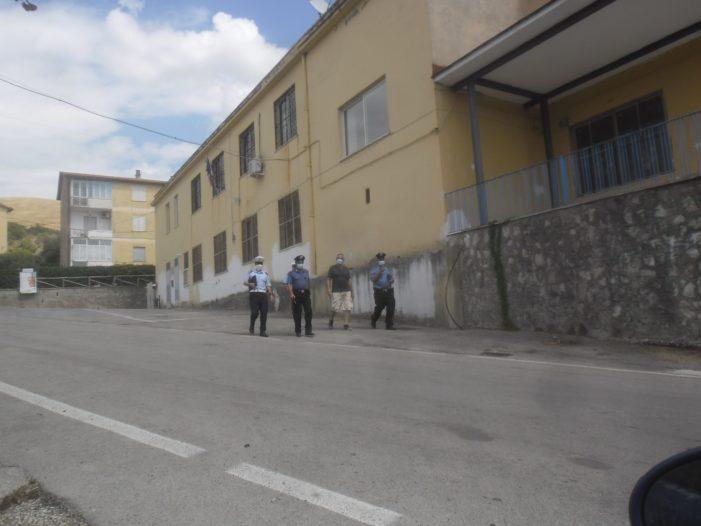 Pignataro Maggiore, ladri di merendine alla scuola elementare di via Monteoliveto