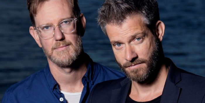 """""""L'ultima vita"""": romanzo poliziesco scandinavo di Peter Mohlin e Peter Nystrom"""